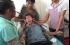 بالفيديو.. مقطع لا يصدق.. رجل دخلت في رأسه عصا حديدية ونجا من الموت!!