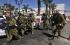 إنذار واستنفار كبير في شرطة الاحتلال بعد معلومات عن تسلل استشهادي الى نتانيا