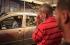 سائق سيارة أجرة يجلس وراء المقود للمرة الأخيرة بعد وفاته