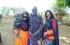 بالصور.. إماراتيتان ترحلان في عمق أدغال أثيوبيا
