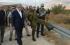 """""""نتنياهو"""" يصل مدينة نابلس ويعاين منطقة عملية """"ايتمار"""" شرق المدينة"""