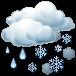 منخفض قطبي ابتداء من الأربعاء بمشيئة الله تعالى ، فهل تصلنا الثلوج متأخرة ؟؟!!